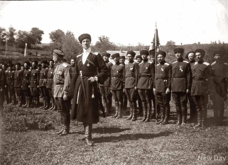 Командующий Кавказской Добровольческой армией Пётр Николаевич Врангель