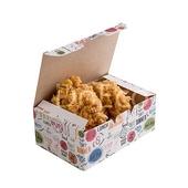 Контейнер под нагетсы Eco Fast food L ЦВЕТНОЙ 150х91х70