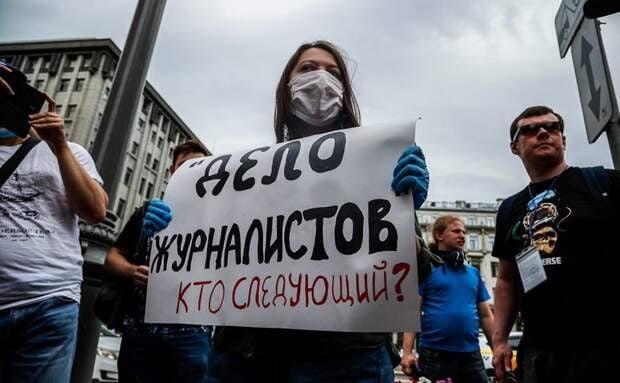 Игорь Олин. Власть снова наступает на грабли преследования независимых СМИ