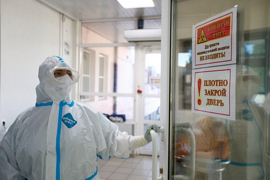 В Краснодарском крае скончались 15 пациентов с коронавирусом⠀Летальные...