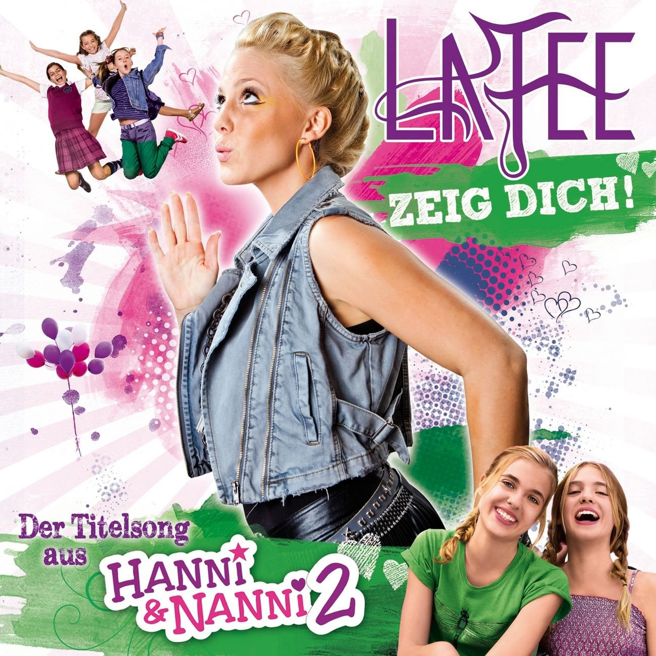Lafee album Zeig Dich!