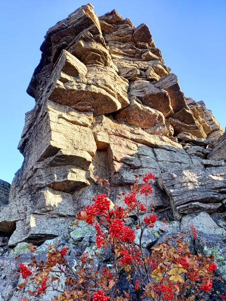Колчимский камень (Гора Помянённый) в Пермском крае