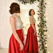 "Платье ""Evelyn Red"""