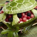 Поделки из овощей и фруктов своими руками — МК и идеи