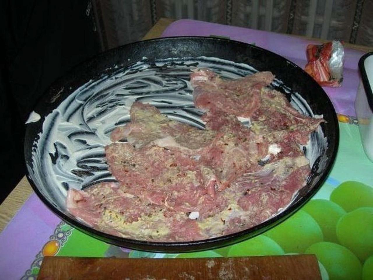 Мясо - вкусно и просто