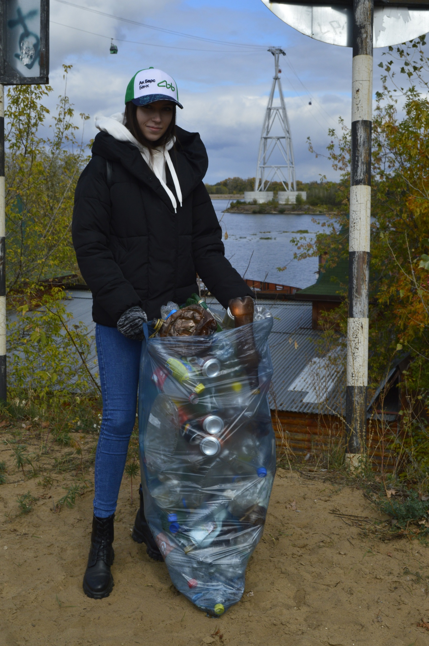 экоквест на Гребном канале в Нижнем Новгороде 18 сентября