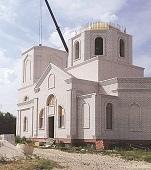В Большой Кузьминке строят храм