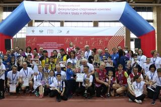 С 01 по 02 мая 2021 года в легкоатлетическом манеже г. Тюмени состоялся областной Фестиваль Всероссийского физкультурно-спортивного комплекса «Готов к труду и обороне» (ГТО) среди семейных команд.1