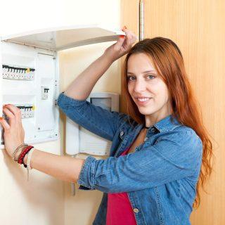 Техническое обслуживание выключателя