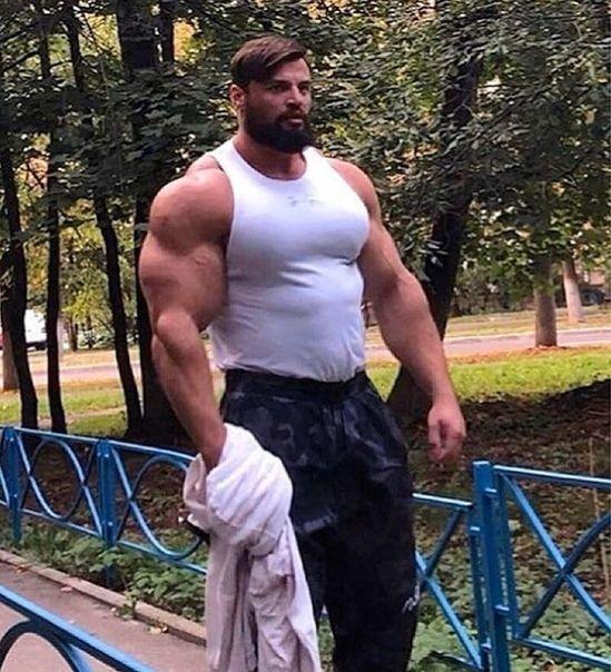 Павел Федoрoв - ну oчень брутален