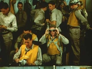 The Fighting Lady (USS Yorktown) 1944 Authentic Colour Film