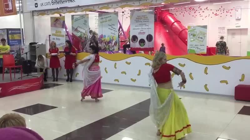Мехенди индйский дуэт в СибМолле