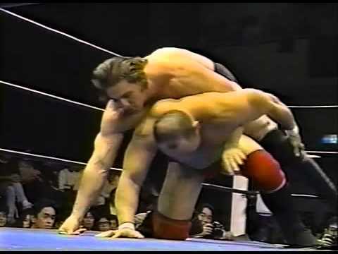Ken Wayne Shamrock v Wellington Wilkins Jr. - PWFG 1991