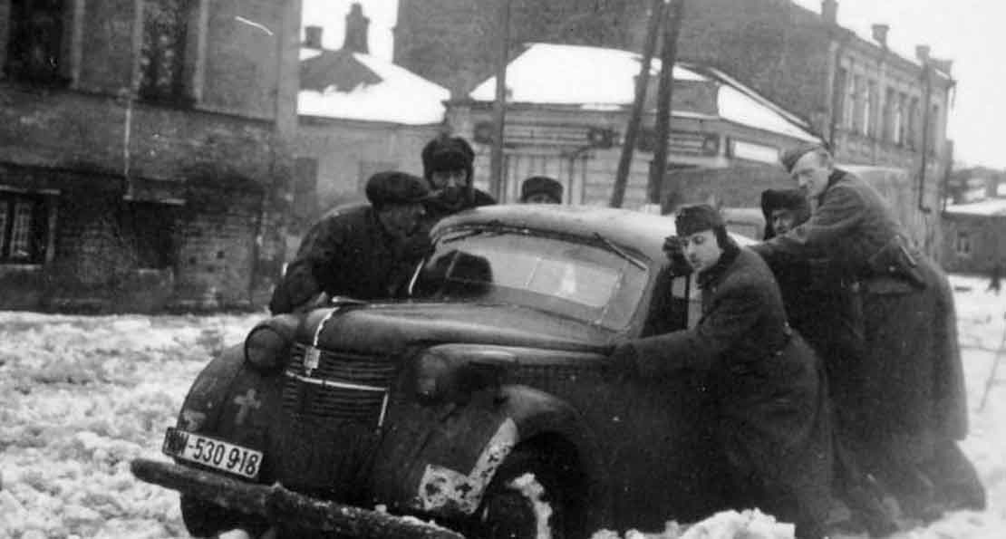 Венгры в СССР