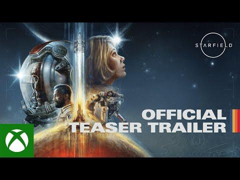 Starfield Official Teaser Trailer