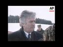 Bosnia Radovan Karadzic interview