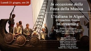 Teatro alla Scala: Gioachino Rossini - L'italiana in Algeri (Milan, )