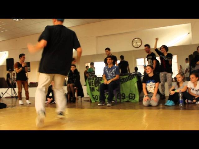 Hip hop 1x1 Final Lil Dee vs Amarock