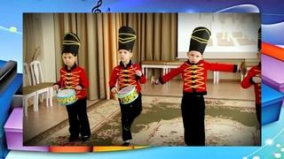 Второй  фильм проекта «Сказки музыки» ко Дню защитника Отечества, Детская музыкально-хоровая школа