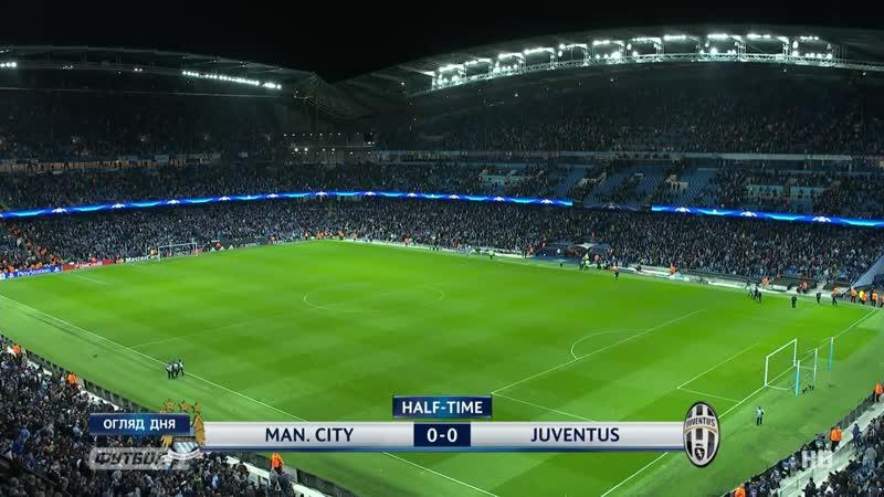 Juventus 2 1 Man City 2015