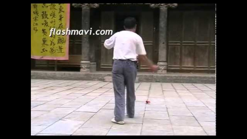 Flying Ropedart Elbow Shot - Wushu Lesson