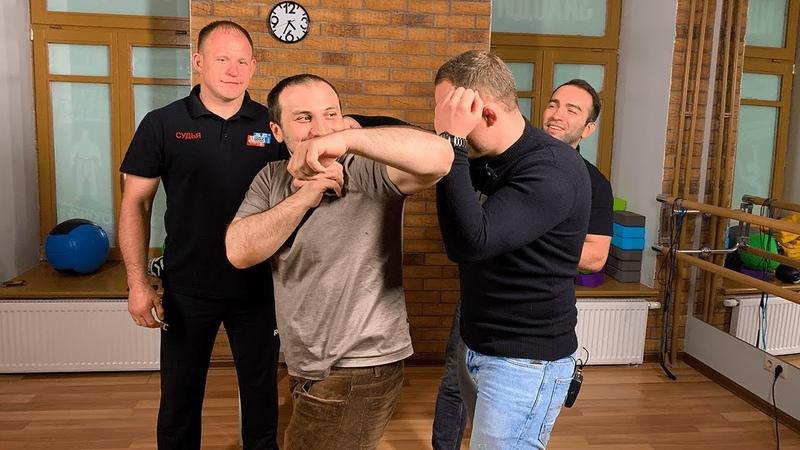 Впервые в ИСТОРИИ МИРОВОГО ММА Мастера бесконтактного боя Карахан Балакеримов vs Алексей Махно
