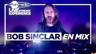Bob Sinclar   Fun Radio Live Stream Experience