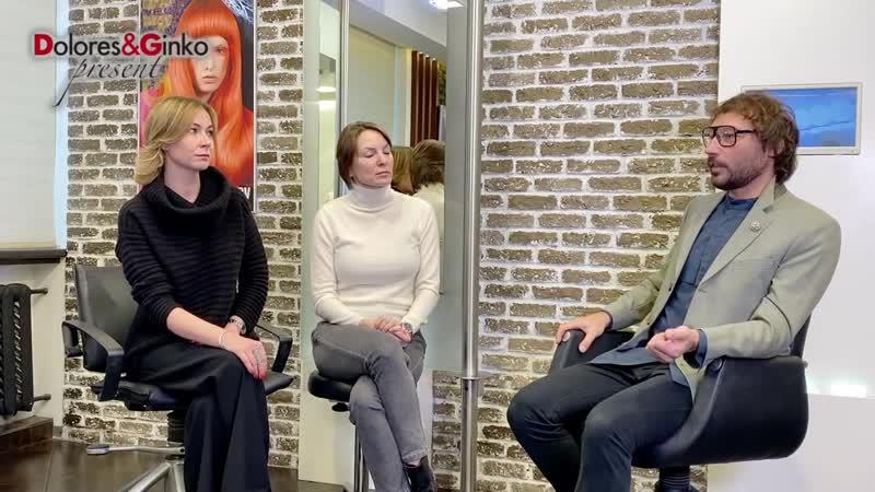 Дмитрий Винокуров делится с аудиторией своими техниками стрижки и создаёт в эфире два крутейших образа