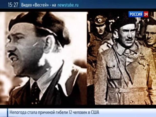 Муссолини Закат Документальный фильм В Соловьева