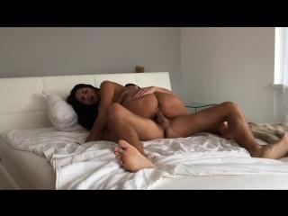 Активный любовник накончал в пизду молодки kira queen (2019, порно,любовь, секс, трах, creampie)