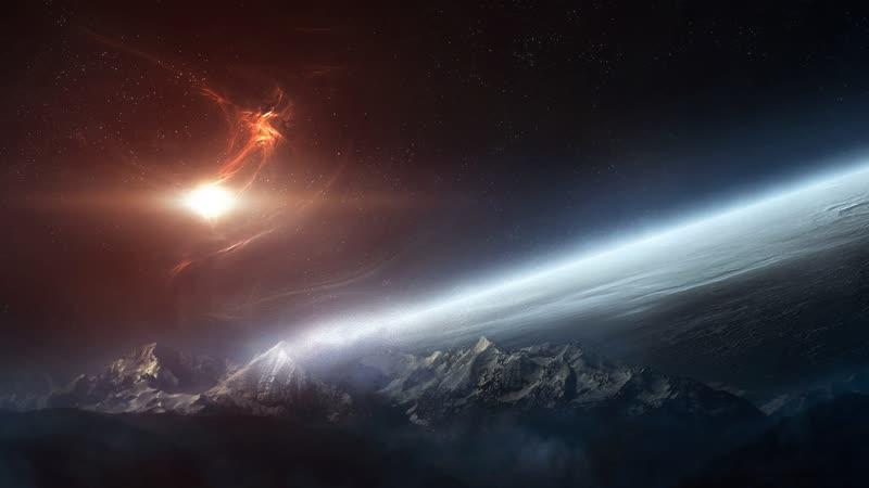 Тут это космос всё просто не проходи мимо короче.