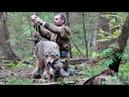 Этот мужчина спас волчицу и ее волчат, спустя 4 года стая сама нашла его