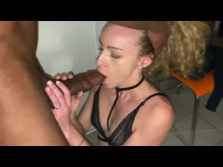 [ Angel Emily ] Black Friday I Suck  Fuck The Most Huge BBC In My Life Part 2