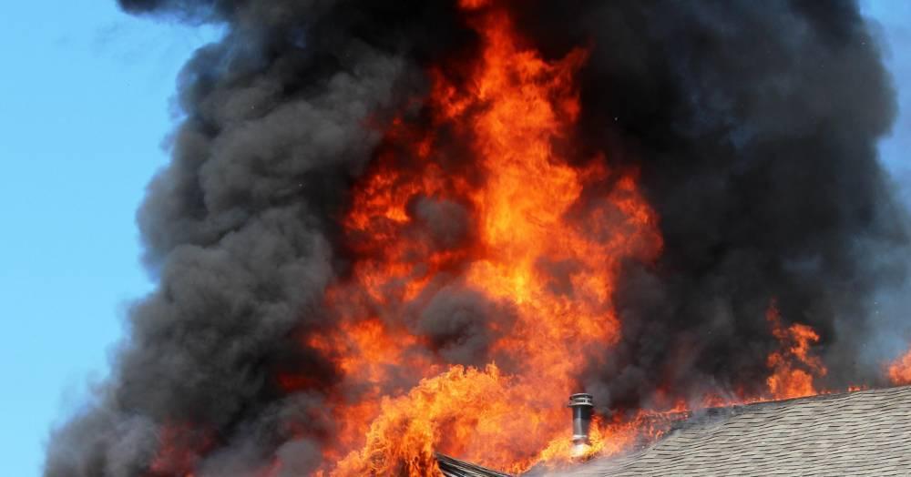 Камышинские следователи выяснили, что дом в селе Костарево, в котором сгорел заживо его хозяин, отапливался электроплиткой