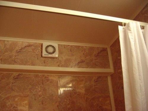 Как установить вентилятор в ванной, изображение №2