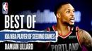 Best Of Kia NBA Player of the Seeding Games Damian Lillard   NBA Restart