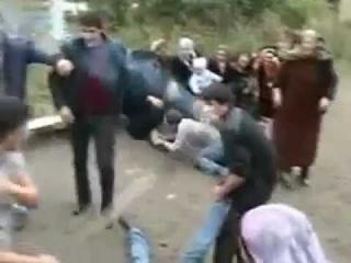 Дагестанская свадьба.Вот как даги отдыхают =)