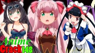 Аниме Приколы #148   Anime Crack #148    Смешные моменты из аниме ( Продолжим ? )