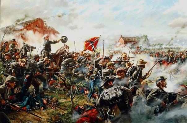 Gettysburg datování dvouhra