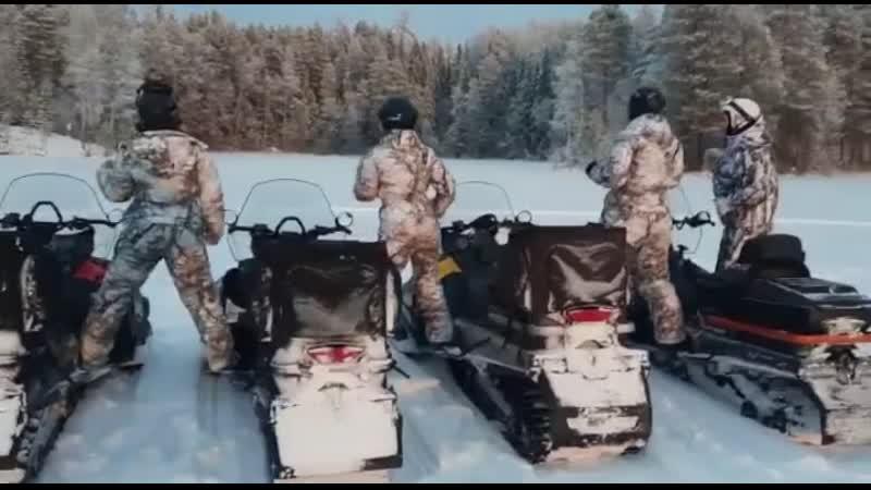 Русские Амазонки в отеле Онежская гора
