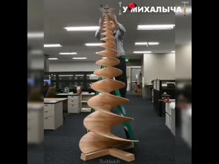 Идея для новогодней елки - ещё один вариант -