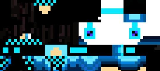 скины для майнкрафт 2d #11