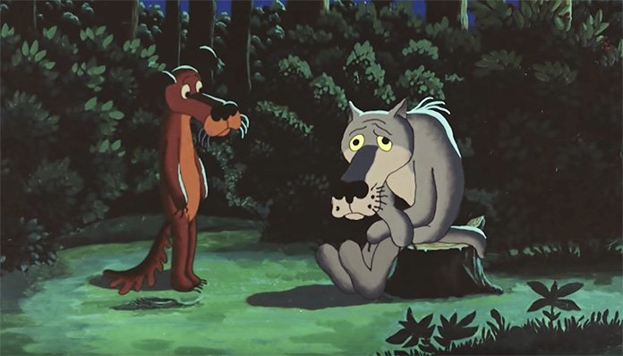 Советский мультфильм «Жил-был пёс» смотреть онлайн