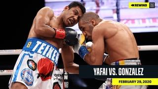 """FULL FIGHT   Kal Yafai vs. Roman """"Chocolatito"""" Gonzalez (DAZN REWIND)"""