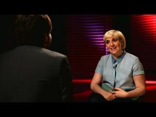 Q with Jian Ghomeshi: Лена Данэм рассказывает о своей книге Not that kind of girl [ENG]