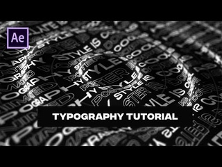 Liquid Typography Animation in After Effects - After Effects Tutorial