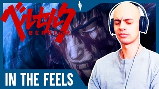 COMPOSER reacts 😲 to BERSERK OST Guts Theme 🗡