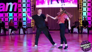 MADjam 2020 Champions Jack & Jill Kyle Redd & Cameo McHenry