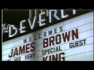James Brown and BB King - One Special Night - Legends In Concert