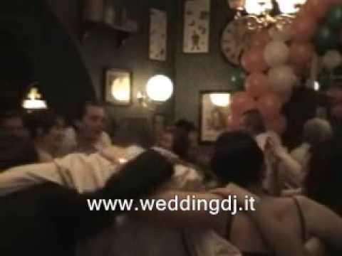 Wedding Irish DJ in Rome Italy